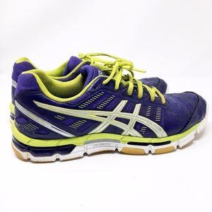 ASICS Gel-Cyber Shot Volleyball Running Shoe Sz 9